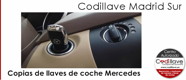 copia llaves coche mercedes codillave madridsur